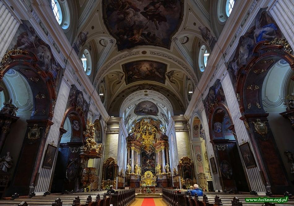 Krems - Kościół Św. Wita