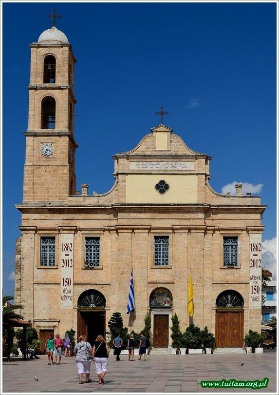 Chania stare miasto