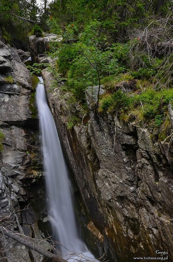 TATRZAŃSKA ŁOMNICA – Obrovsky Wodospad