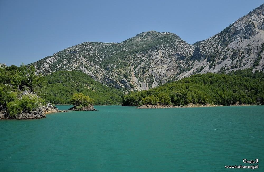Turcja Zielony kanion