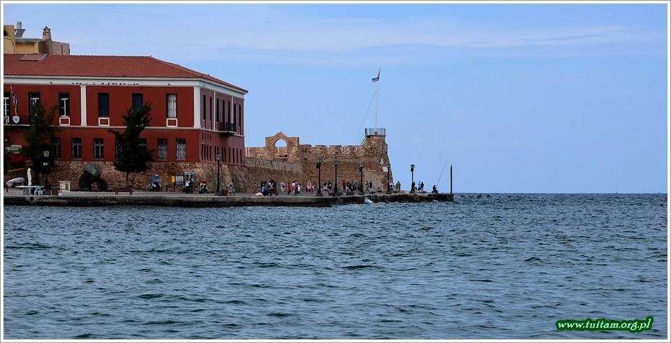 Chania atrakcje turystyczne na Krecie