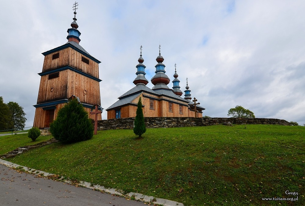 cerkiew Komańcza