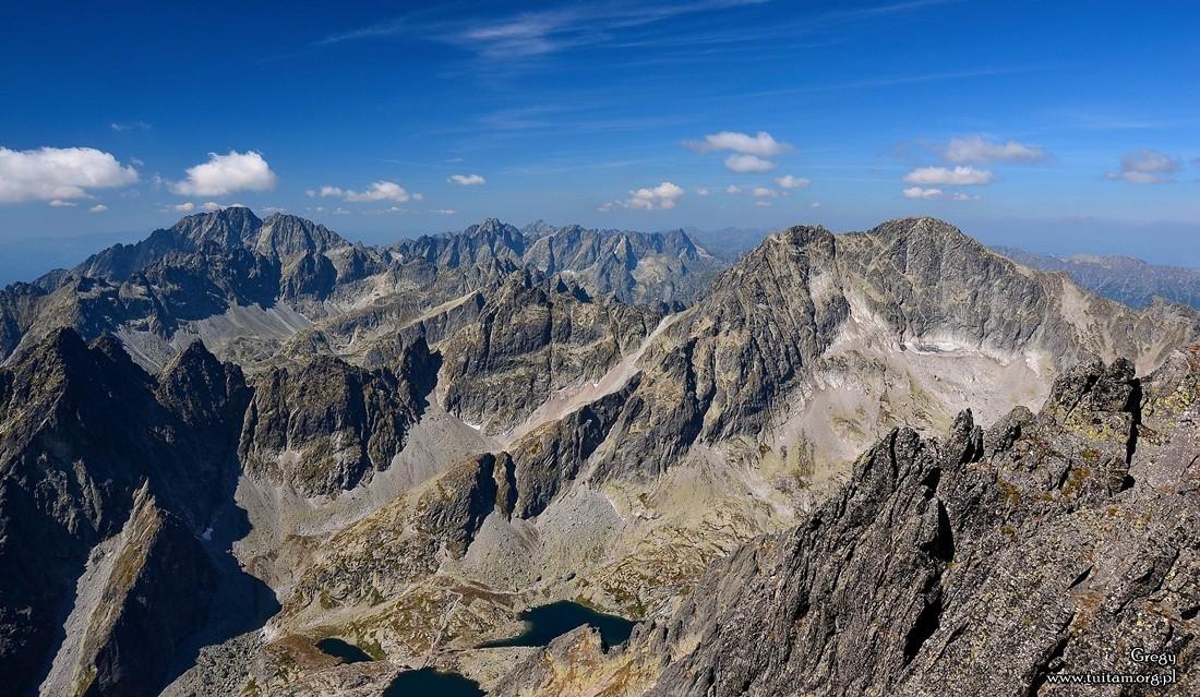 Łomnicki szczyt, Gerlach