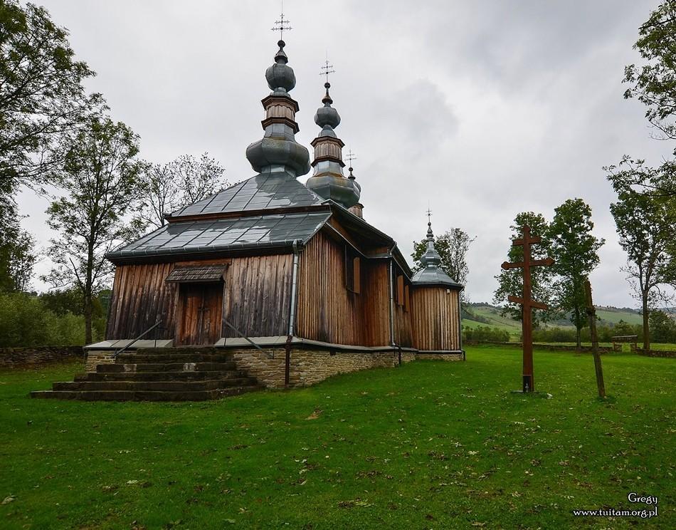 Cerkiew w Turzańsku