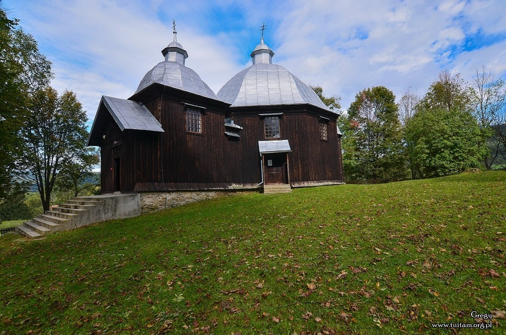 Michniowiec cerkiew