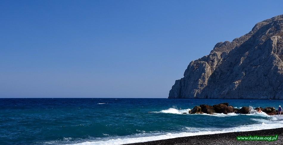 Kamari Santorini