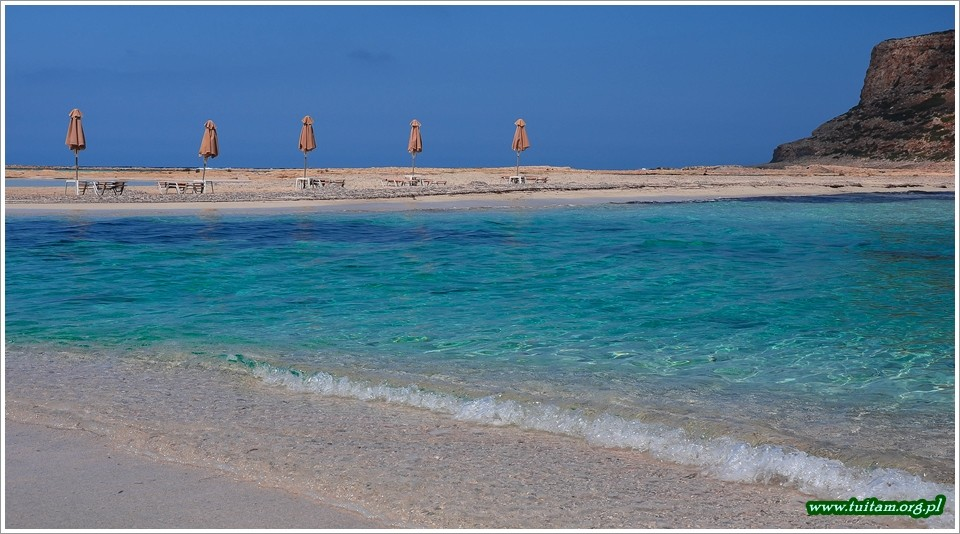 Kreta najpiękniejsze miejsca Balos