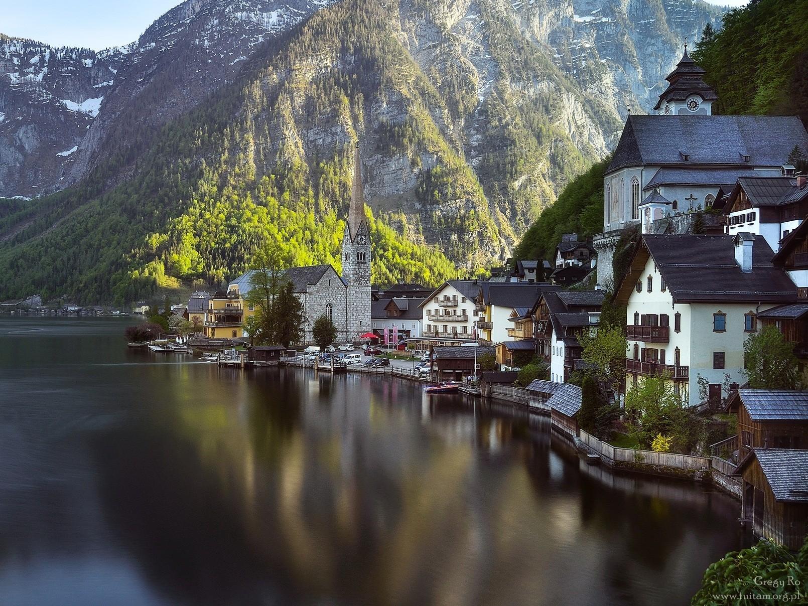 HALLSTATT – perełka austriackich Alp