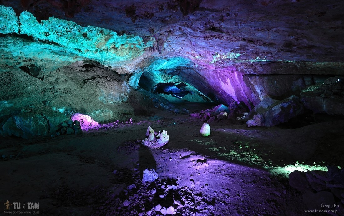 Krippenstein ice cave
