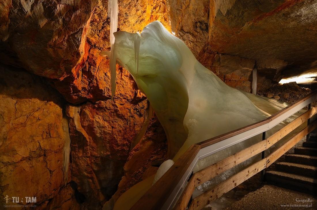 Krippenstein jaskinia lodowa