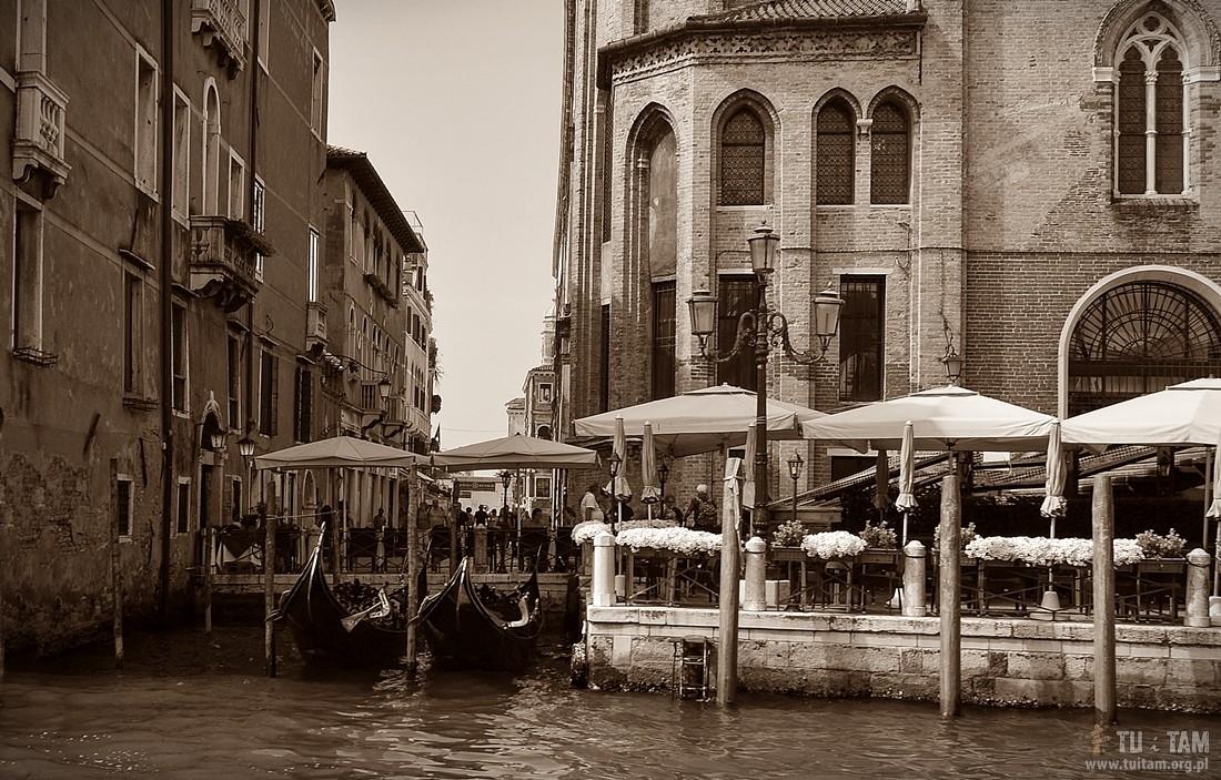 Wenecja Canal Grande
