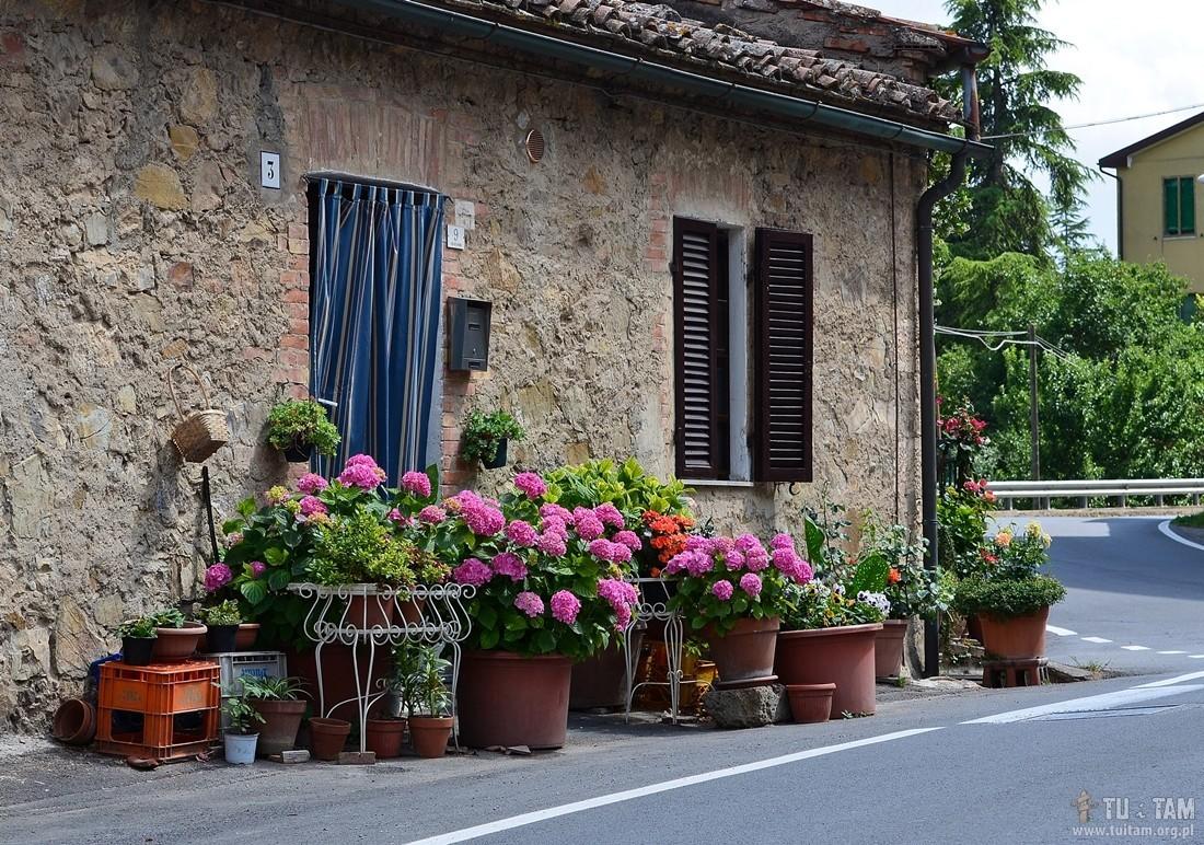 Toscana, Castelnuovo dell Abate