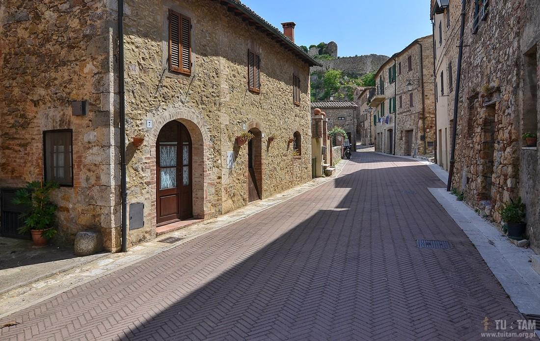 Bagno Vignoni, Toscana