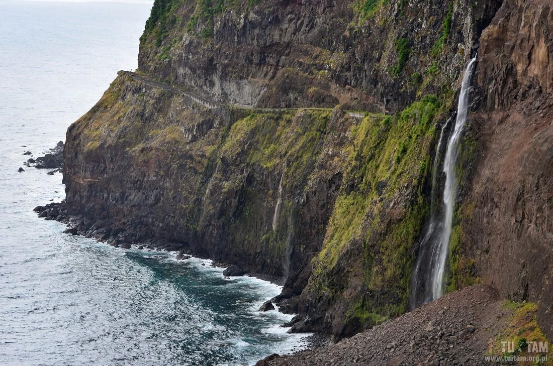 Madera wodospady