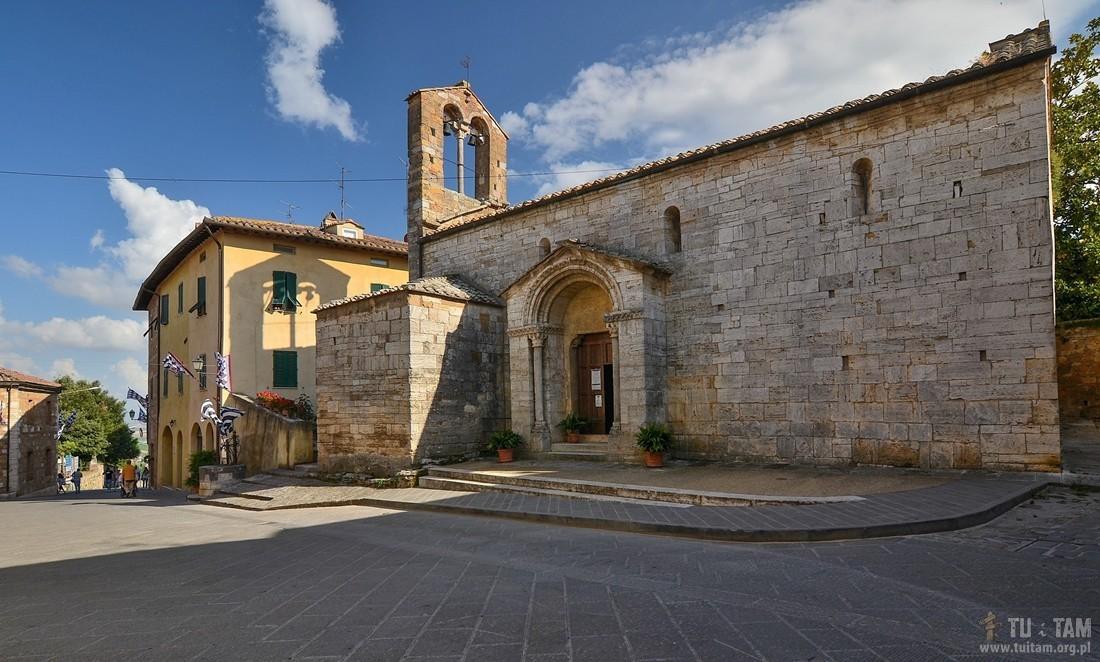 San Quirico d' Orcia