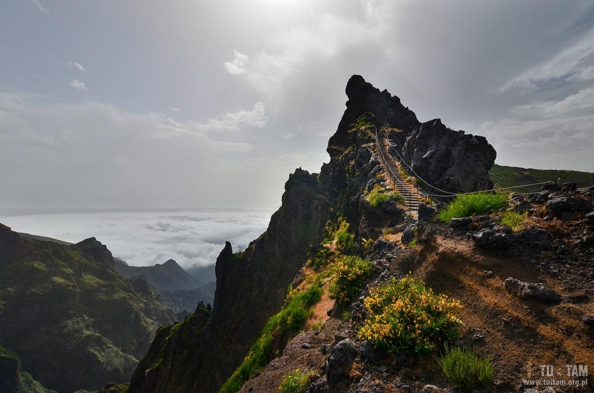 Pico Ruico, Pico Arieiro