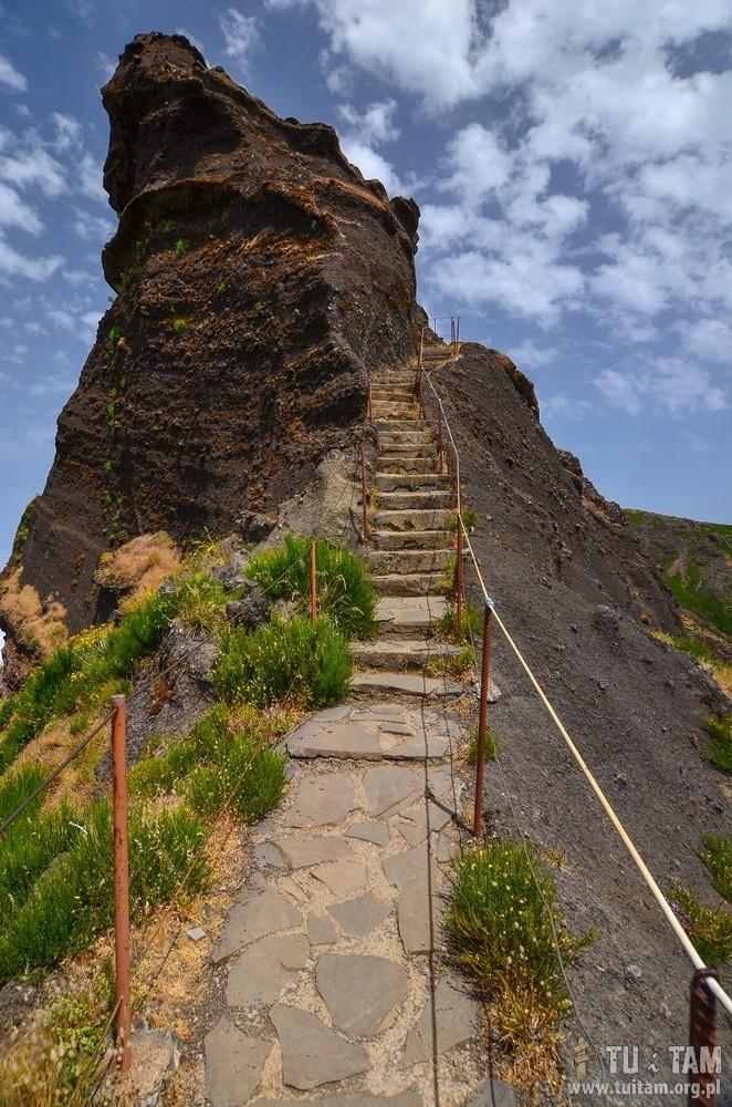 Pico Arieiro szlak