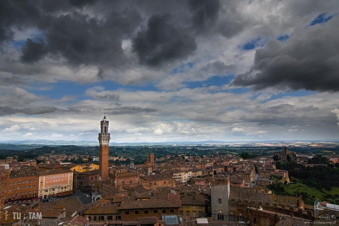 Siena katedra