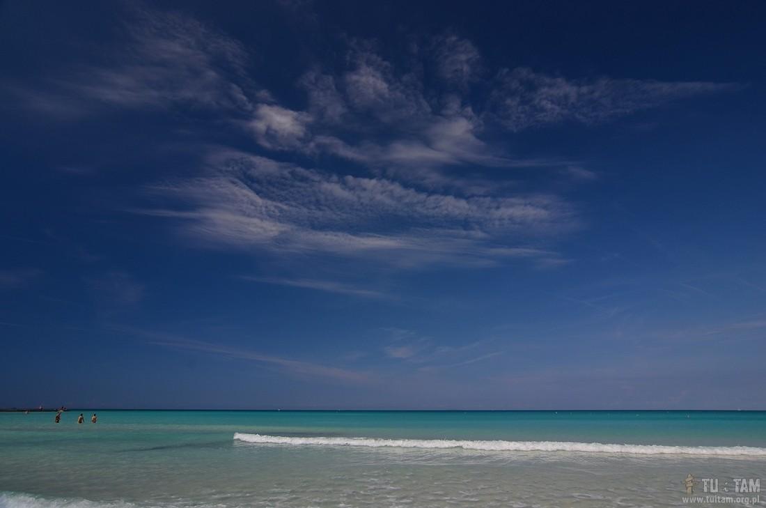 Vada białe plaże