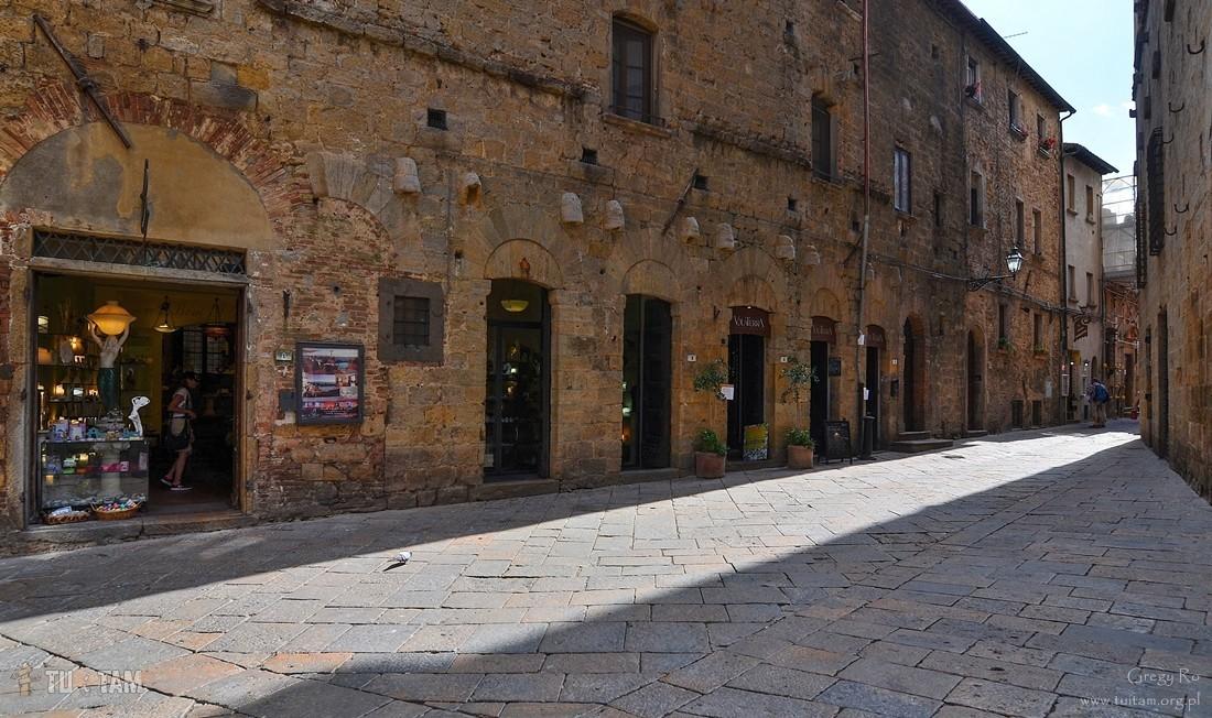 Toskania Volterra