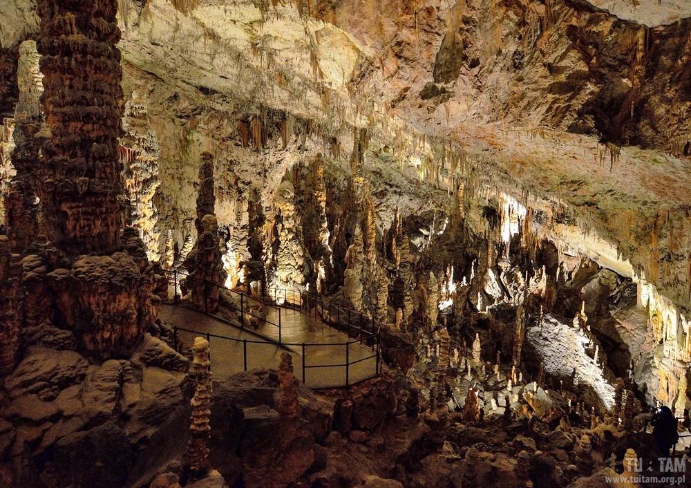 Postojna Jaskinia