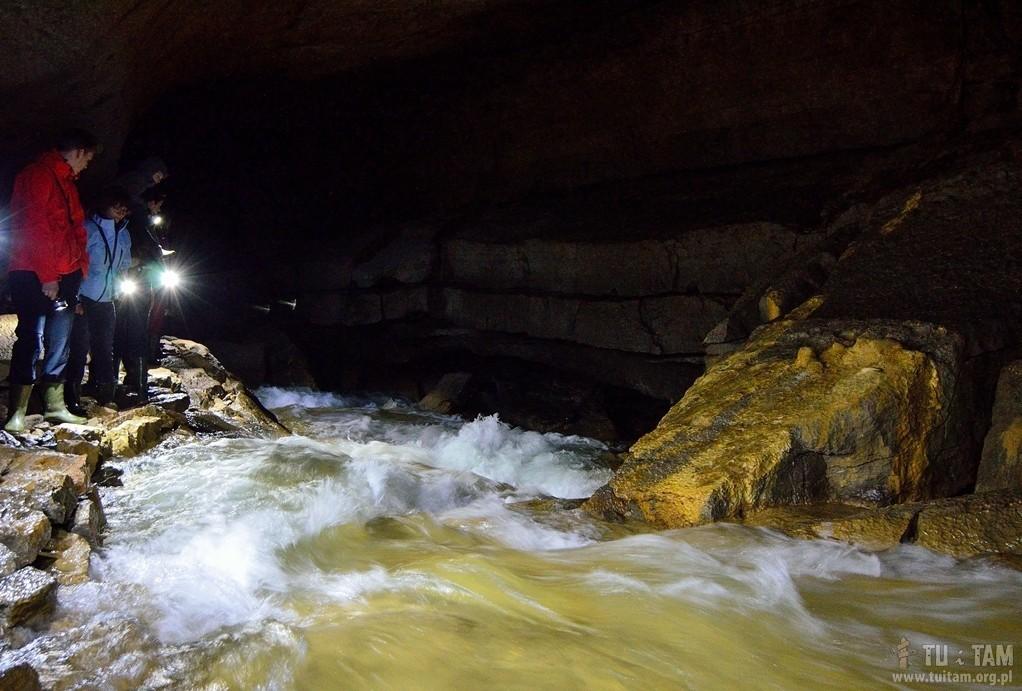 Krizna Jaskinia Słowenia