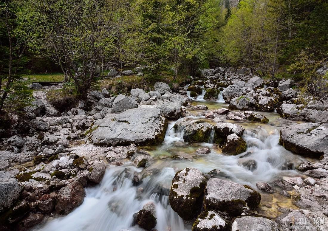 Soca, Słowenia
