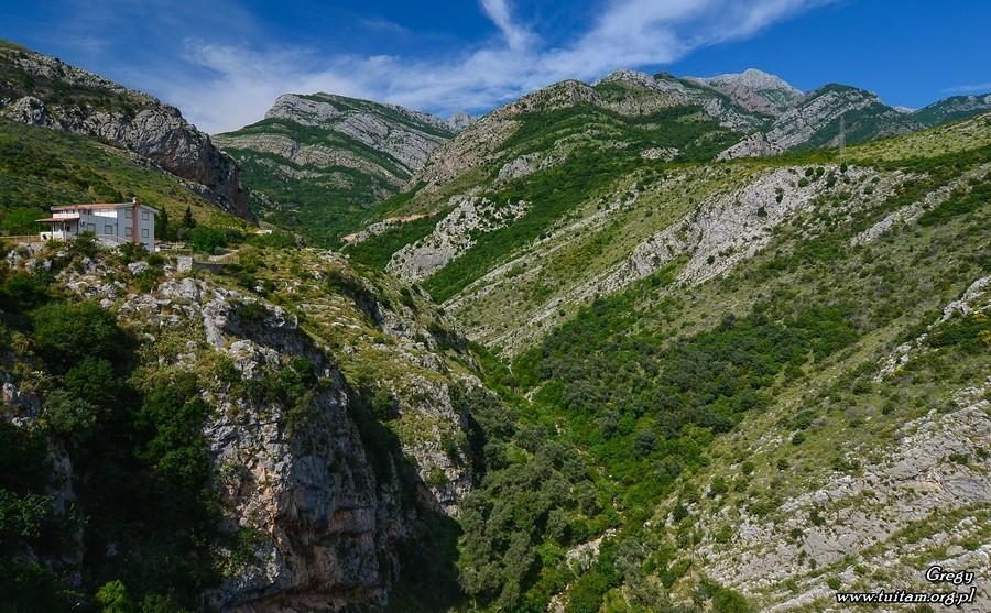 Montenegro, Czarnogóra, Stary Bar