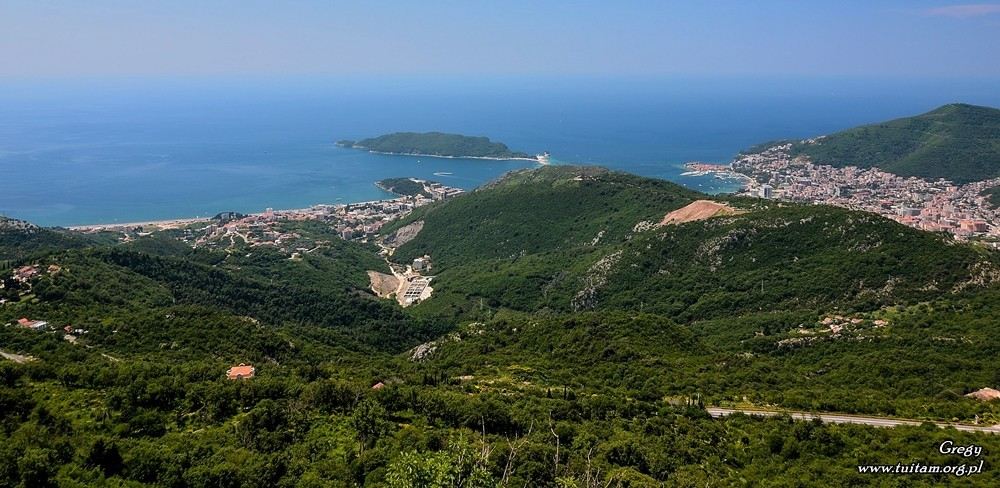 Czarnogóra najpiękniejsze miejsca