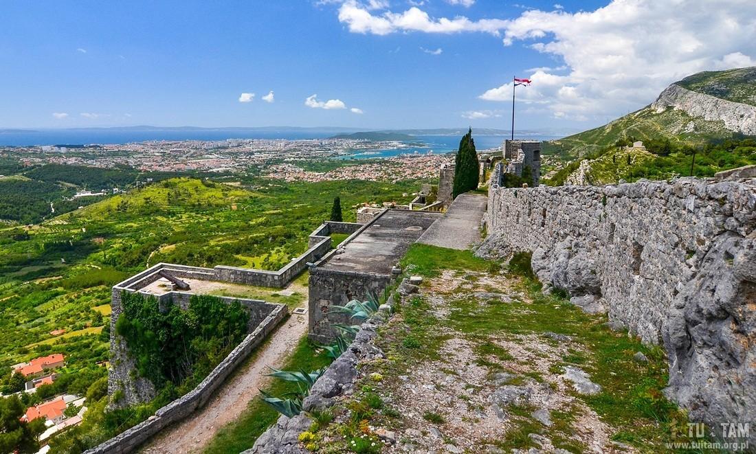 Chorwacja, twierdza Klis