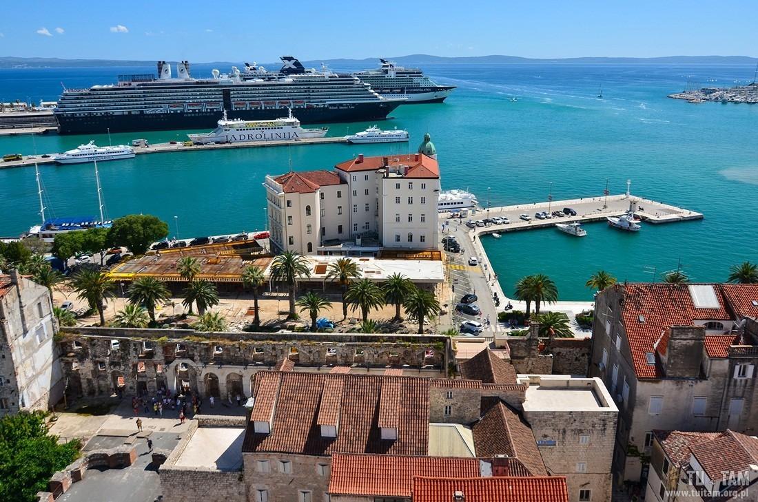 Chorwacja, Split