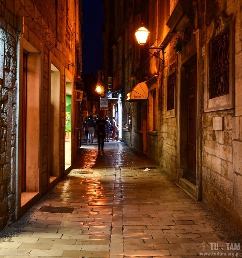 Trogir Stare miasto