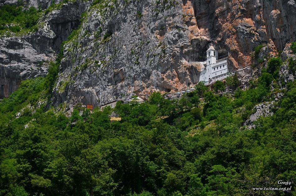 Ostrog Czarnogóra