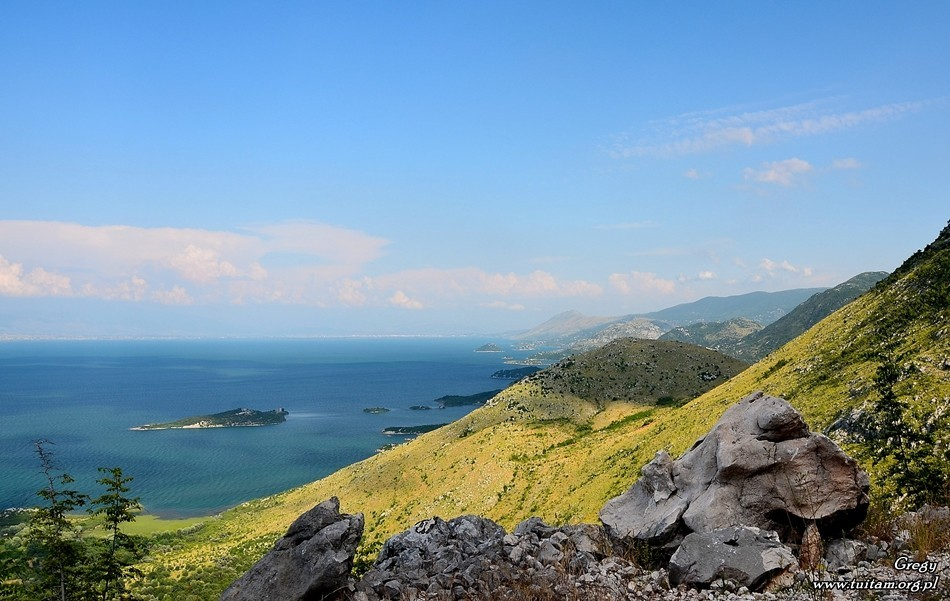 Szkoderskie jezioro