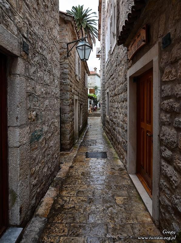 Budva Stare miasto