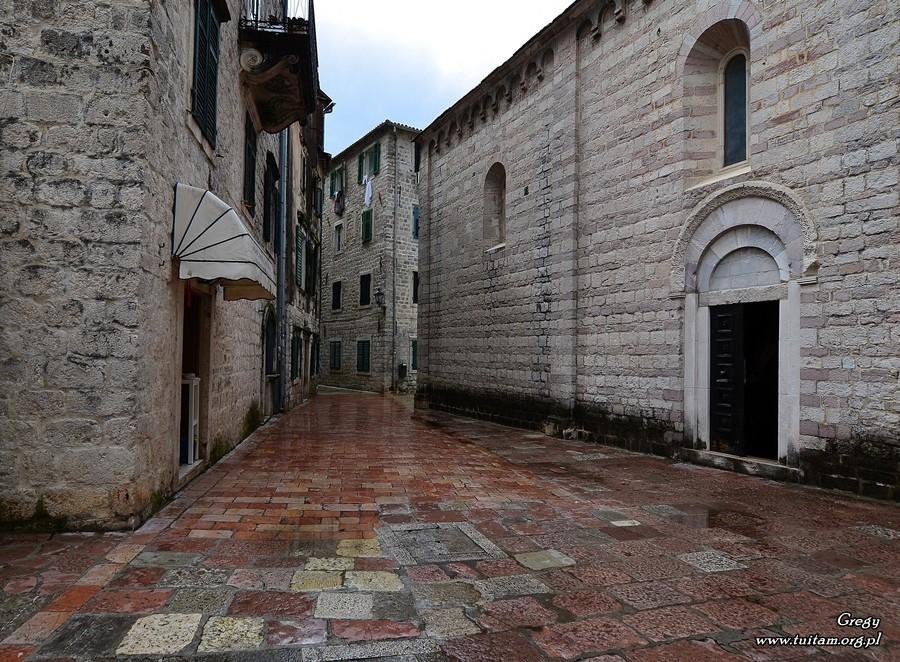 Kotor Stare miasto
