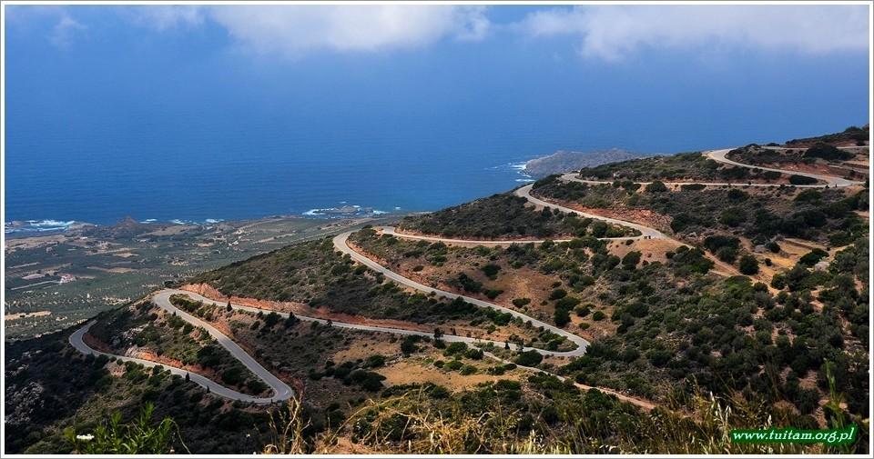 Kreta najpiękniejsze miejsca
