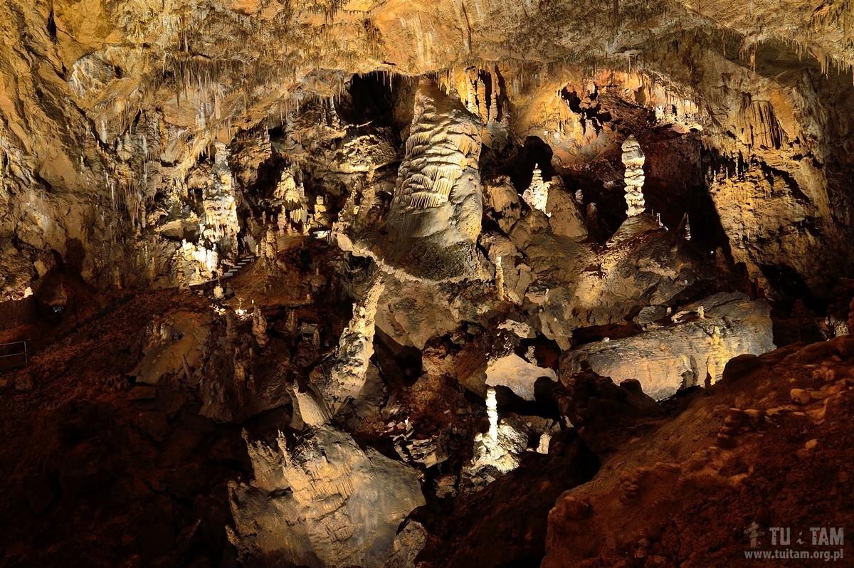 Aggtelek, jaskinia Baradla