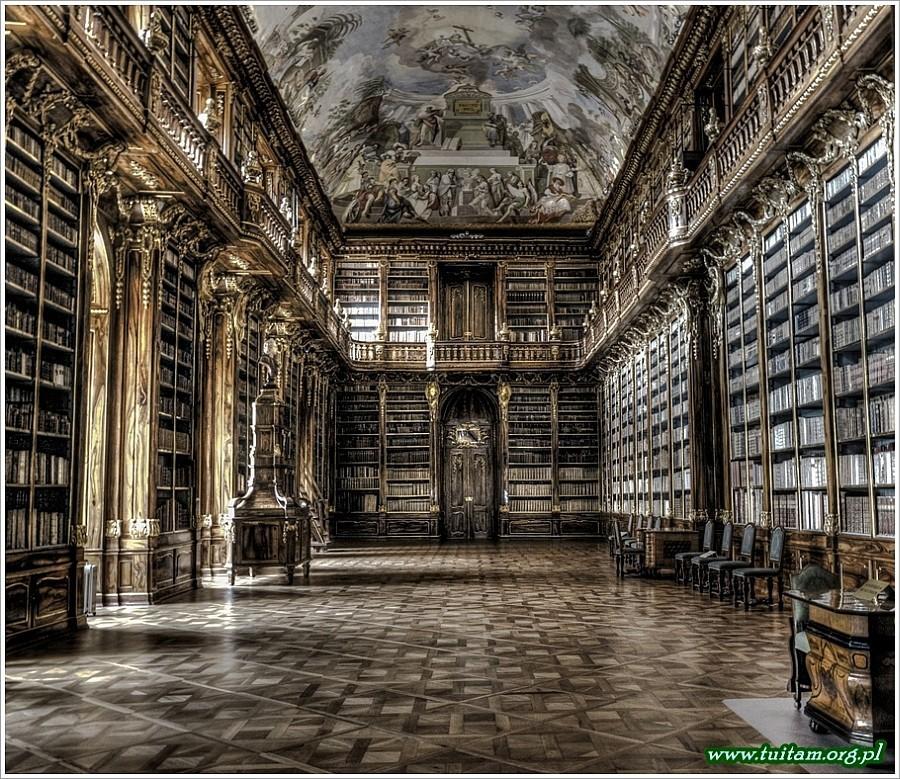 Biblioteka na Strachowie