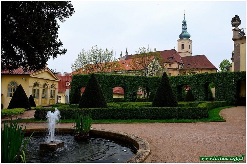 Vrtbovy Praga