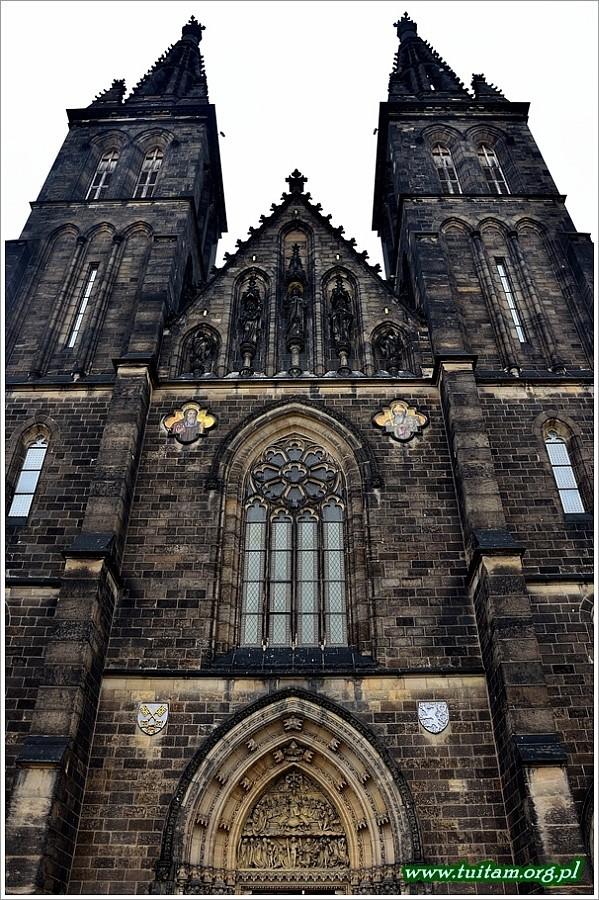 Wyszehrad Katedra