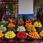 Funchal, market