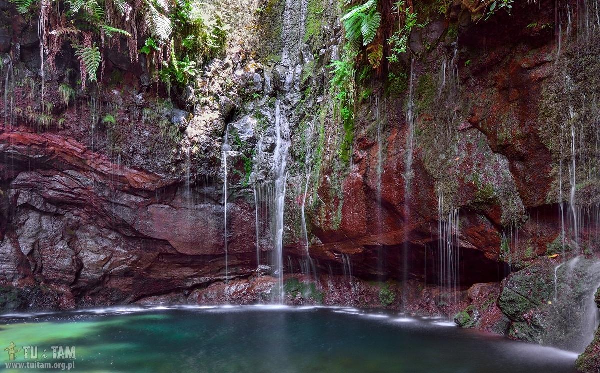 MADERA atrakcje turystyczne – Lewada 25 Fontes