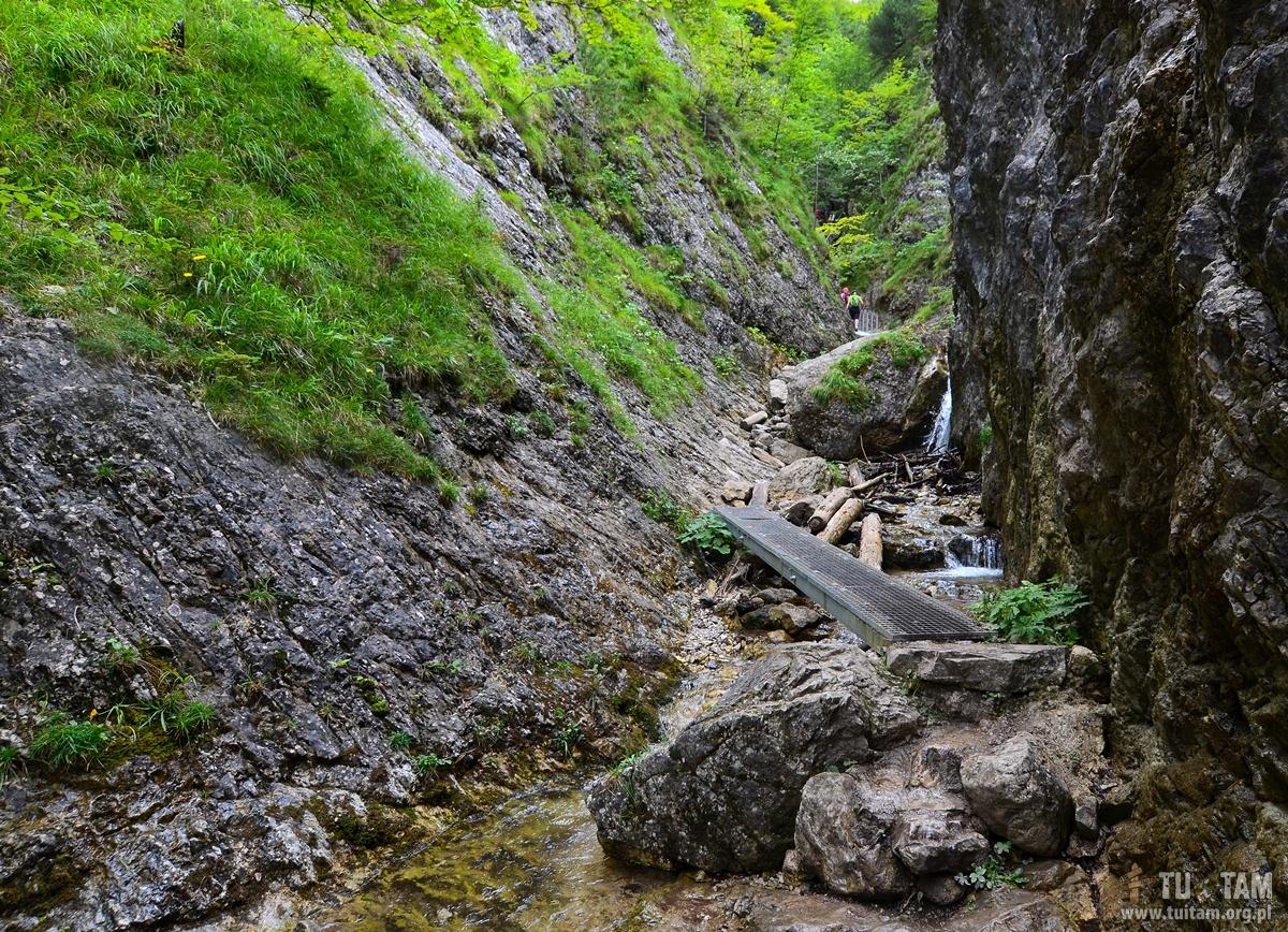 Janosikove Diery - na szlaku