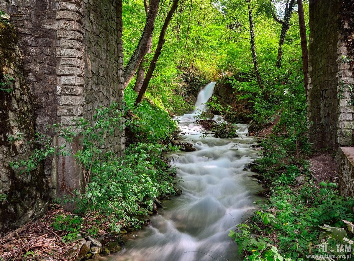 Lillafured rzeka Szinva