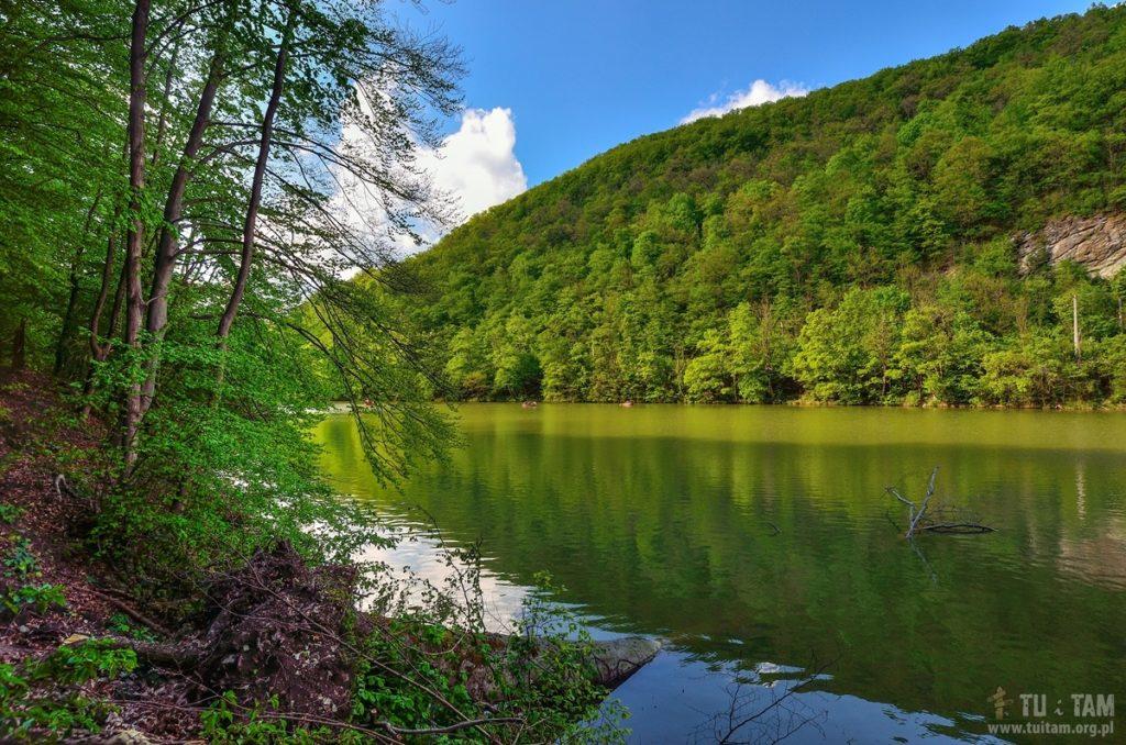 Lillafured jezioro Hamori