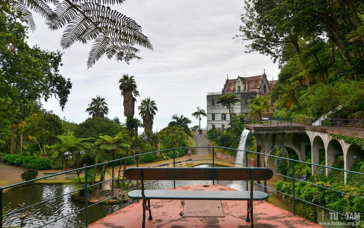Funchal Monte Palace