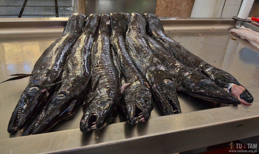 Funchal targ rybny