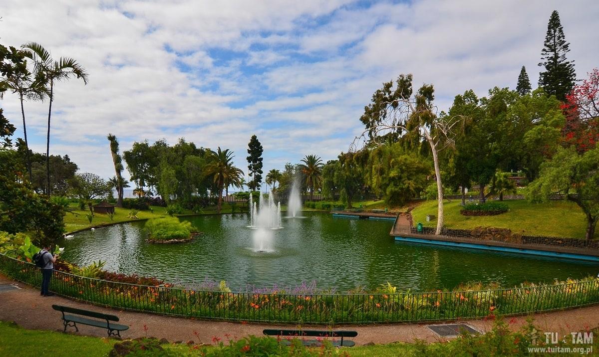 Funchal Park św. Katarzyny
