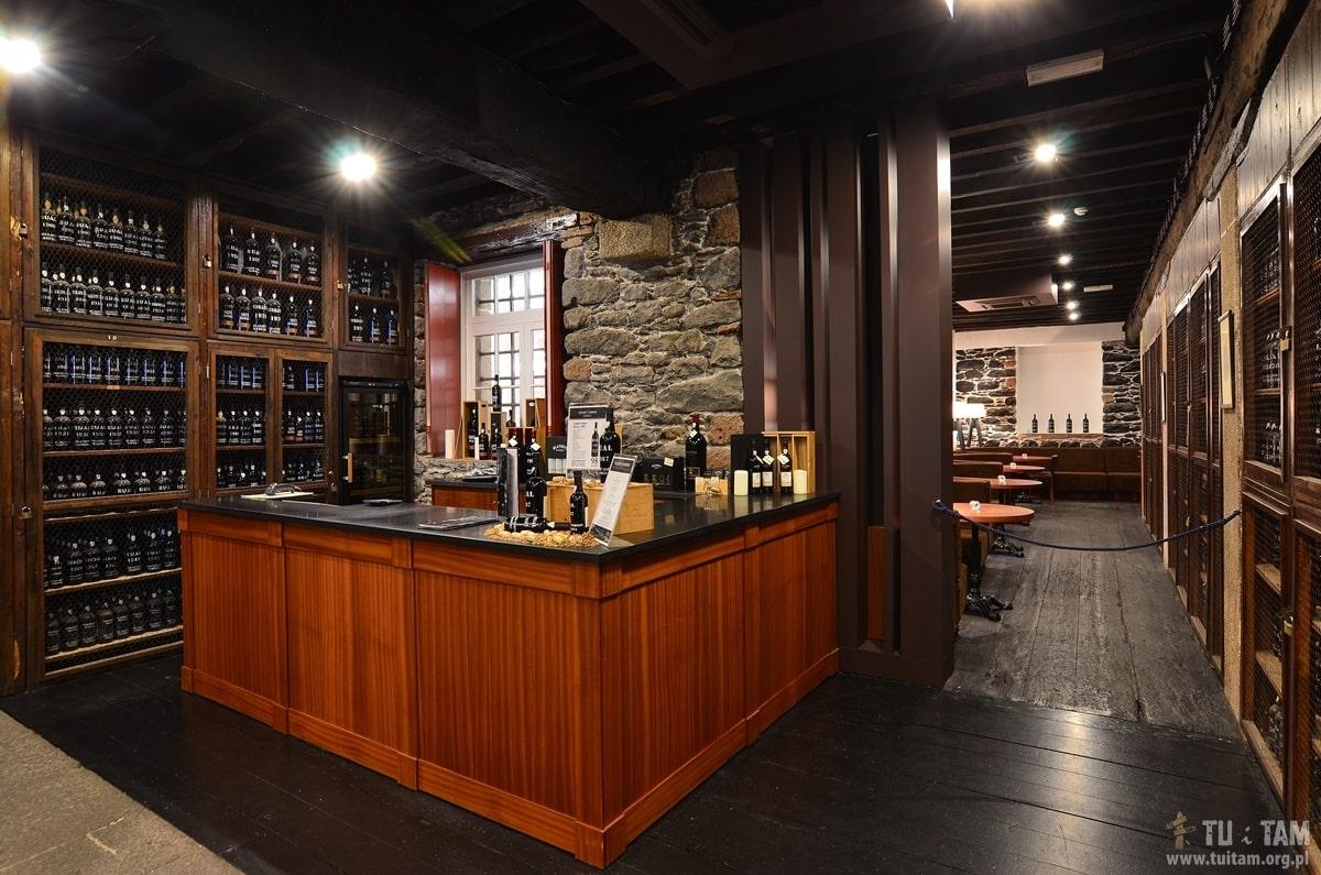 Funchal Winiarnia Blandy's